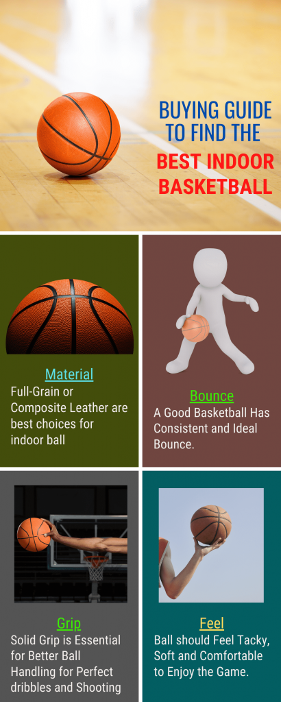 best indoor basketball buying guide