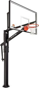 top rated in ground basketball hoop