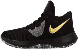 shock absorbing basketball shoes