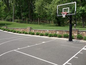 basketball hoop is a good investment